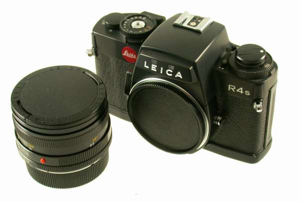 LEICA R4s DUMMY Summicron 2/50 Set boxed new old stock DECORATION