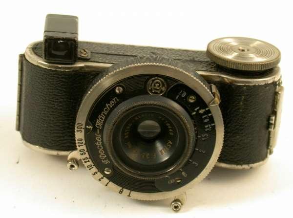 Fotofex MINIFEX Kaftanski miniature camera 1932 Astro lens