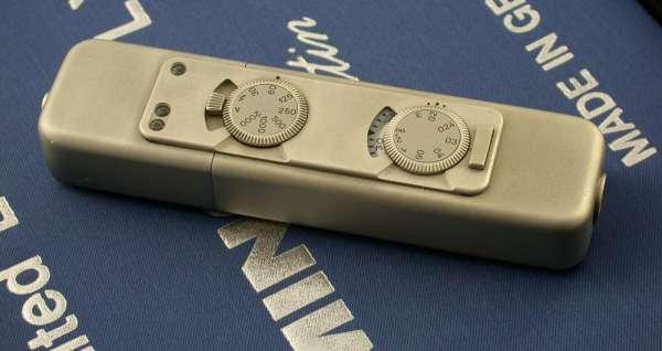 MINOX LX Platin Pt692 Sammlung 8x11 Miniaturkamera