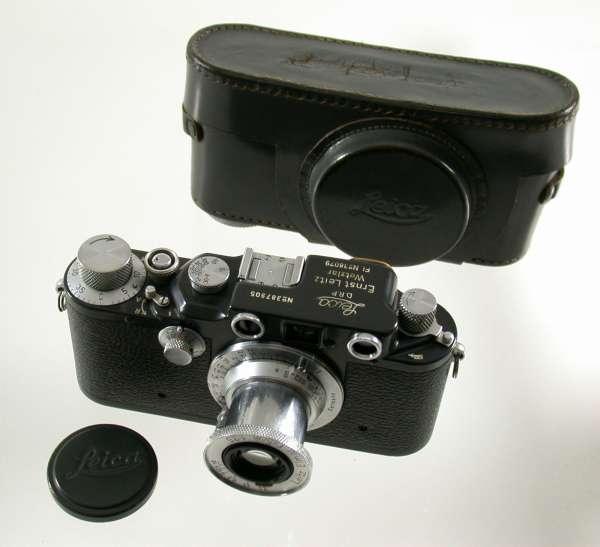 Leica Luftwaffe IIIc 1942 selten