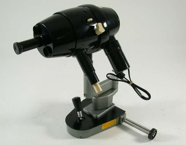 ZEISS Ophtalmometer Carl Zeiss-Bombe Mikroskop schwarz frühe Version