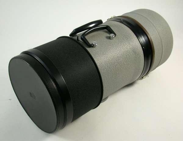 NIKON 6,3/1000 1000 1000mm F6,3 6,3 F mount lens F Bajonett Objektiv