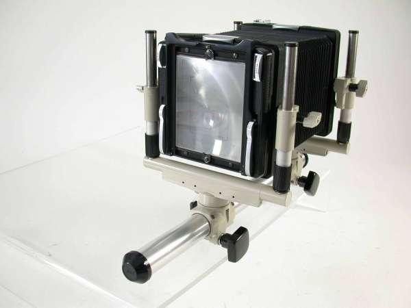 LINHOF Kardan Color 45 S Grossformat 4x5 beautiful screen board adapter