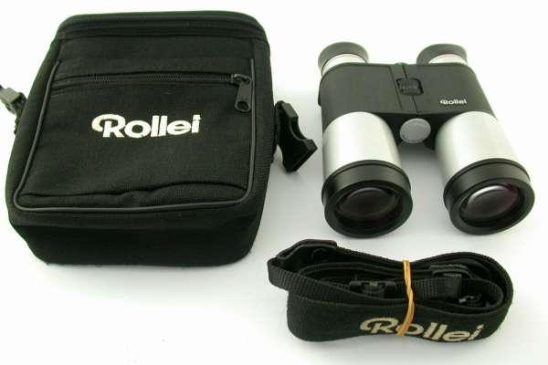 ROLLEI 10x40B 10x40 B HFT premium binoculars near new