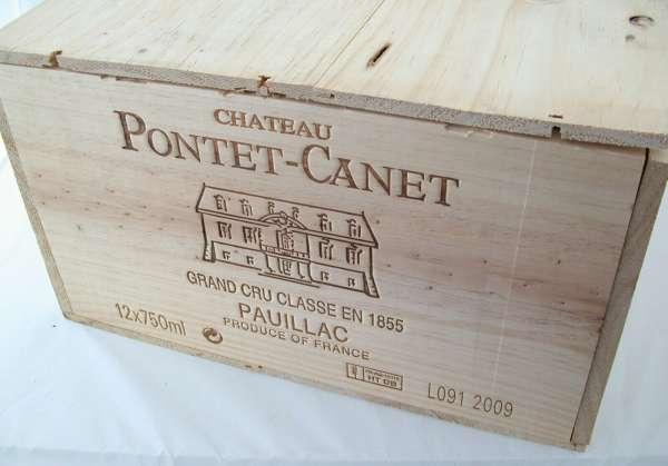 Chateau Pontet Canet Pauillac 2009