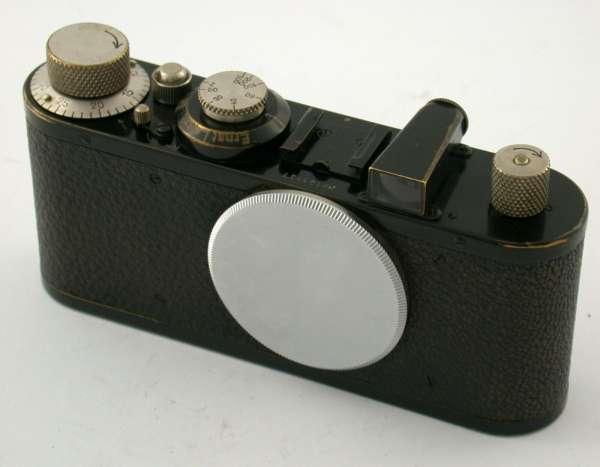 LEICA Standard model E Gehäuse 101137 erste Serie 1932 serviced