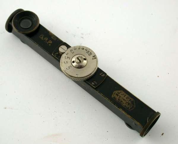 LEICA Leitz FODIS black nickel rangefinder FODUA 1924
