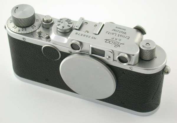 Leica IId 1948 Nr. 358578 Ernst Leitz Wetzlar germany