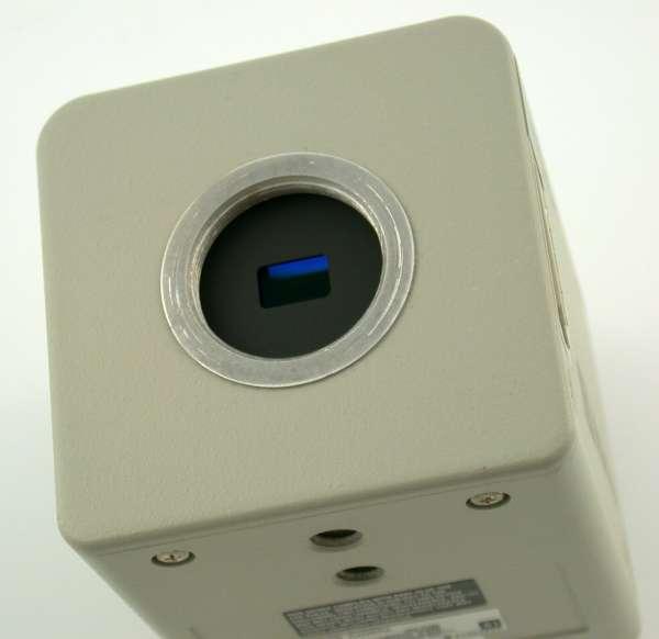 HITACHI HV-D30 Video Kamera 3CCD c-mount DSP Farbe NTSC