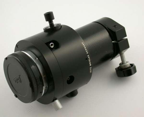LEICA Leitz Combiphot Universal camera attachment microscope
