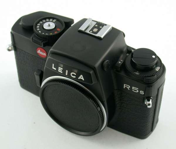 Leica R5s Prototyp Leitz Portugal keine Serienproduktion