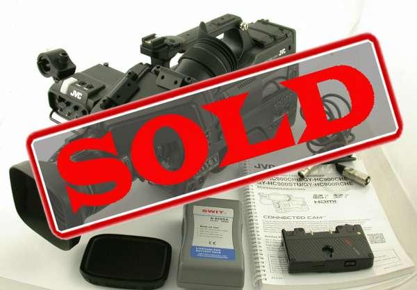 JVC GY-HC900RCHE HC900R-VKFJ20 EWF Bestboy Canon KJ20x8.2B KRSD