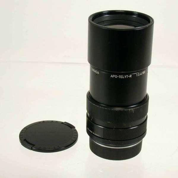 Leica Apo-Telyt R 3,4/180 180 180mm 3,4 F3,4 lesen AS IS