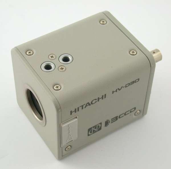 Hitachi HV-D30 Video Kamera 3CCD c-mount DSP color NTSC