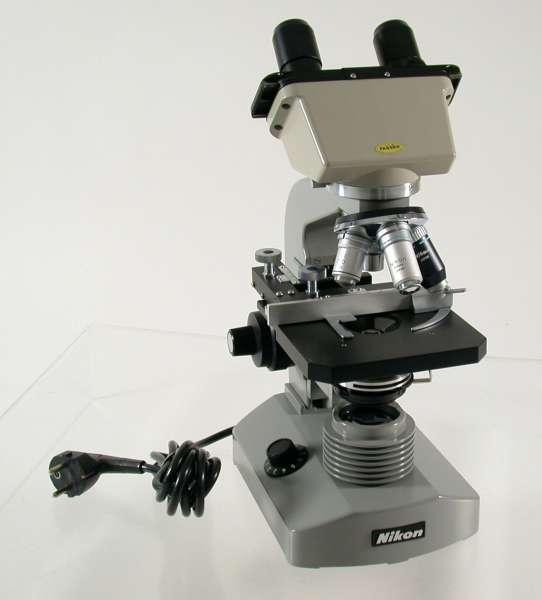 NIKON microscope binocular lamp Premium top Science