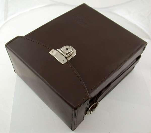 CONTAX IIIa IIa universal leather case Zeiss Ikon top Dream
