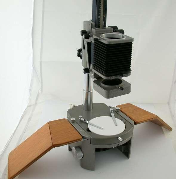 OLYMPUS OM VST-1 VST-E Illuminator base XD-E Macro Ständer TOP