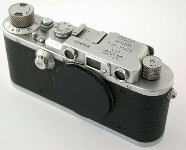Leica IIIa model G Gehäuse TOP