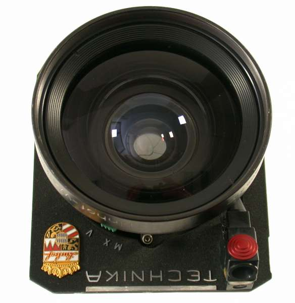 LINHOF Weitwinkel-Technikon 5,6/58 58 58mm F5,6 small Technika lens board