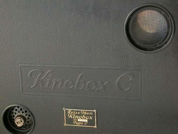 ZEISS IKON Kinobox C 35mm historic museum antik Filmprojektor