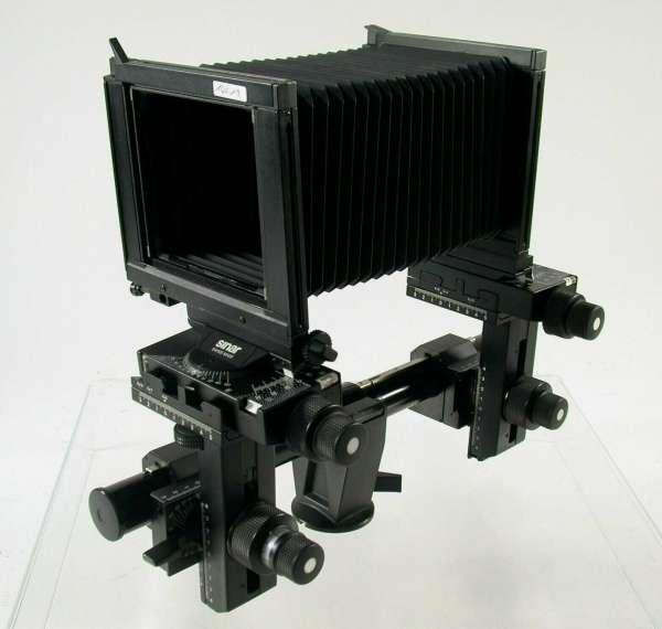SINAR P2 4x5 Grossformat Kamera Swiss Balgen Weitwinkel