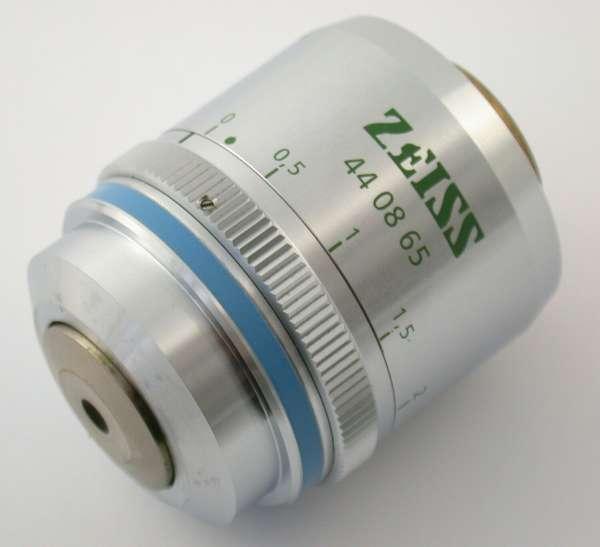 ZEISS 440865 LD Achroplan 40x/0,60 Korr PH2 °°/0-2 RMS Mikroskop Objektiv