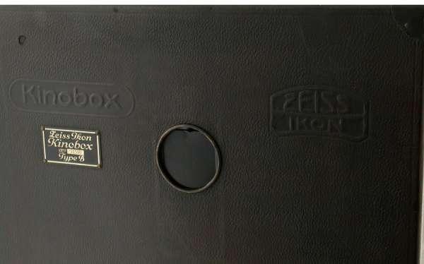 ZEISS IKON Kinobox B movie projector 35mm historic museum antique