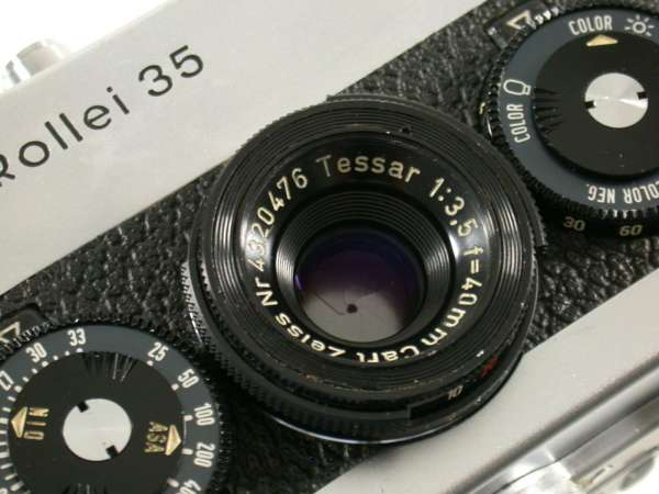 Rollei 35 Kleinbildkamera Nr. 3000185