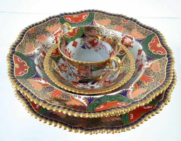 Tiffany New York Tafelservice china bone