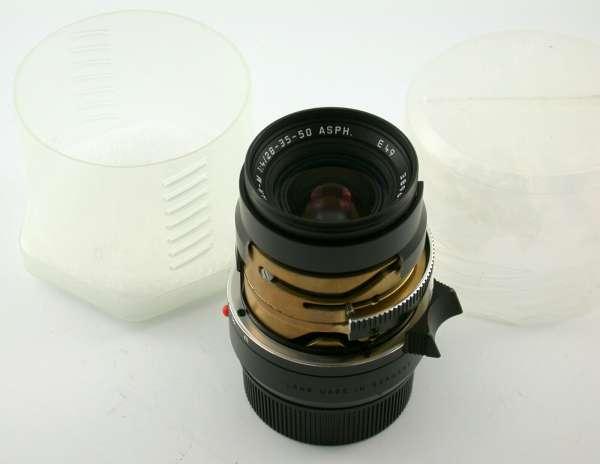Leica 11625 Schnittmodell Tri-Elmar-M selten