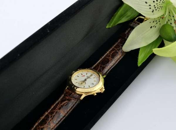 CHOPARD Mille Miglia lady watch 750 Gold 30mm