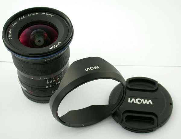 LAOWA Sony D-Dreamer 2/15 15 15mm F2 2,0 wie NEU E-mount