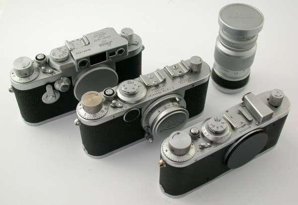 Leica Leitz IIIg Elmar Set Ernst Leitz Wetzlar