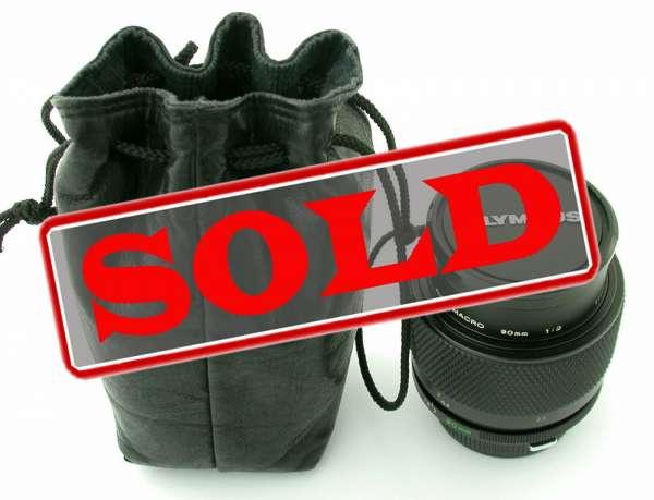 OLYMPUS Zuiko Macro Makro OM 2/90 90 90mm F2 2 top