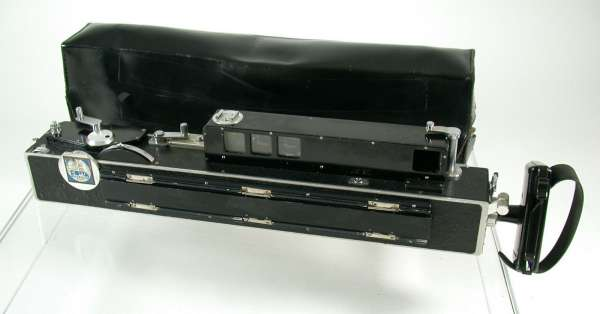 Konan Minolta 3D Kamera Prototype 13 Objektive