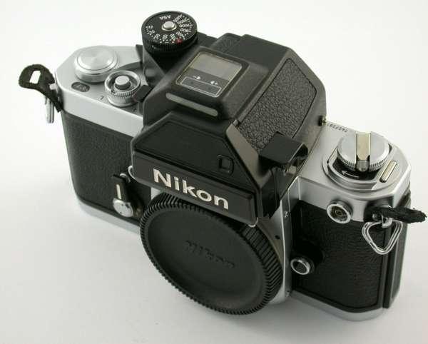 Nikon F2S mit Sucher DP-2 MD-2 MB-1 DS-2 Motor + Batteriepack Traumzustand