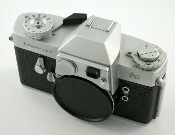 LEICA Leicaflex Mark I Gehäuse analog 35mm SLR 1,5 V generalüberholt
