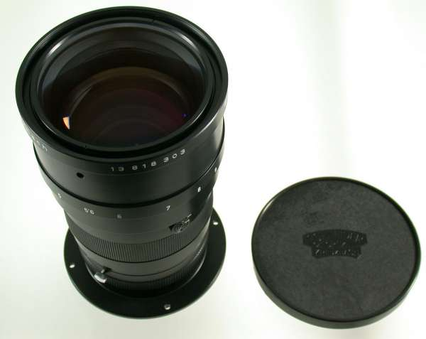 SCHNEIDER Beta-Variogon F4,5/75-150 mm 3,8-16,4 feet top