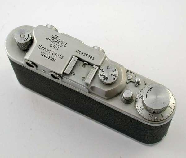 LEICA II 1939 Nr.325989 Gehäuse Messsucher LTM M39 für Sammler