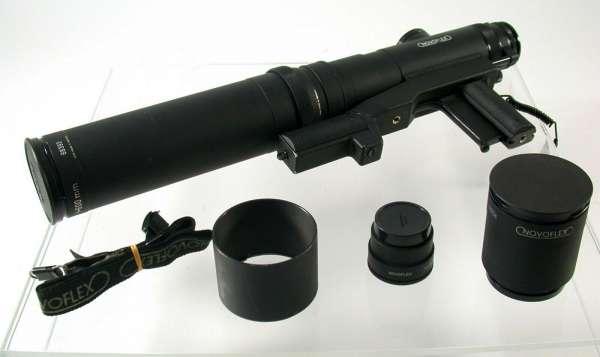 NOVOFLEX Noflexar 8/600 600mm Objektiv 5,6/400 Konverter 2x schneller Focus iconic Leica R