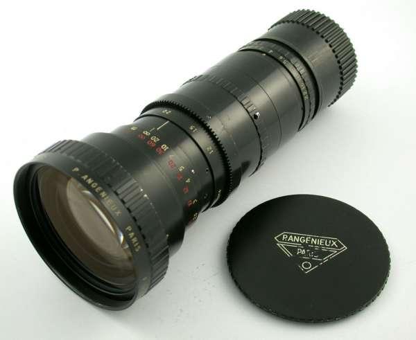 ANGENIEUX Type 10 x 12 B 2,2/12-120 12-120mm F2,2 Zoom